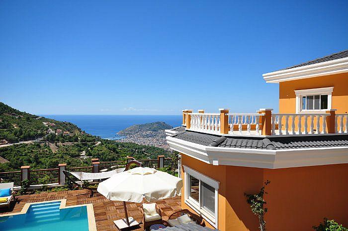Villa Barca, Alanya