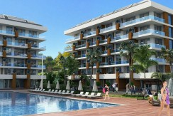 Rising Blue apartments