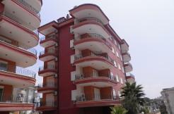 Apartment For Sale in Alanya / Cikcilli