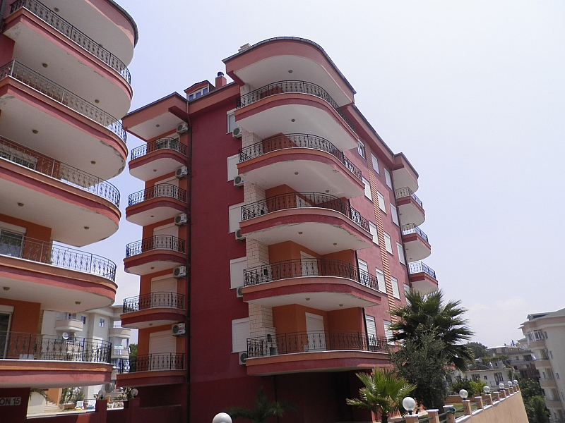 Apartment For Sale in Alanya / Cikcilli