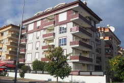 Alanya 2+1 Apartment For Sale Alanya / Oba