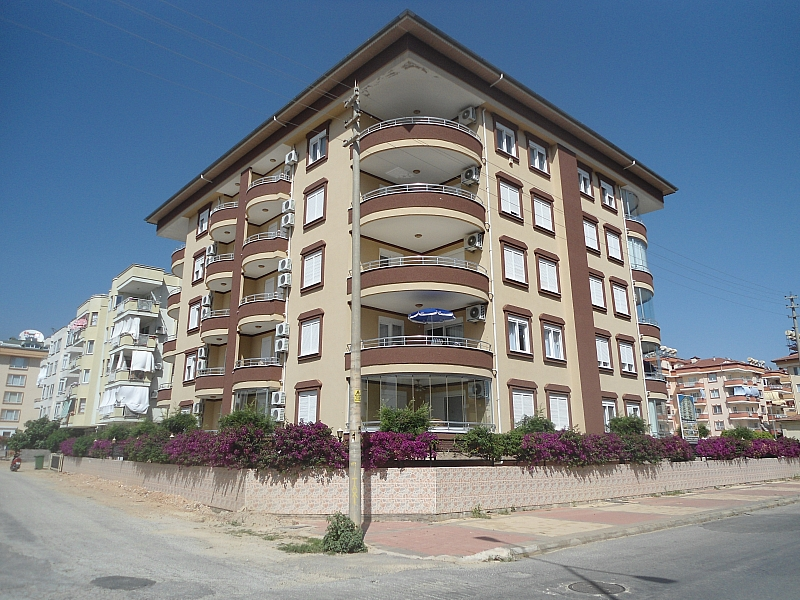 For Sale Apartments in Alanya / Oba