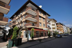 Alanya Big Apartment For Sale