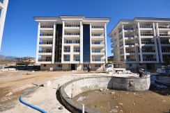 Apartment For Sale in Alanya / Kestel