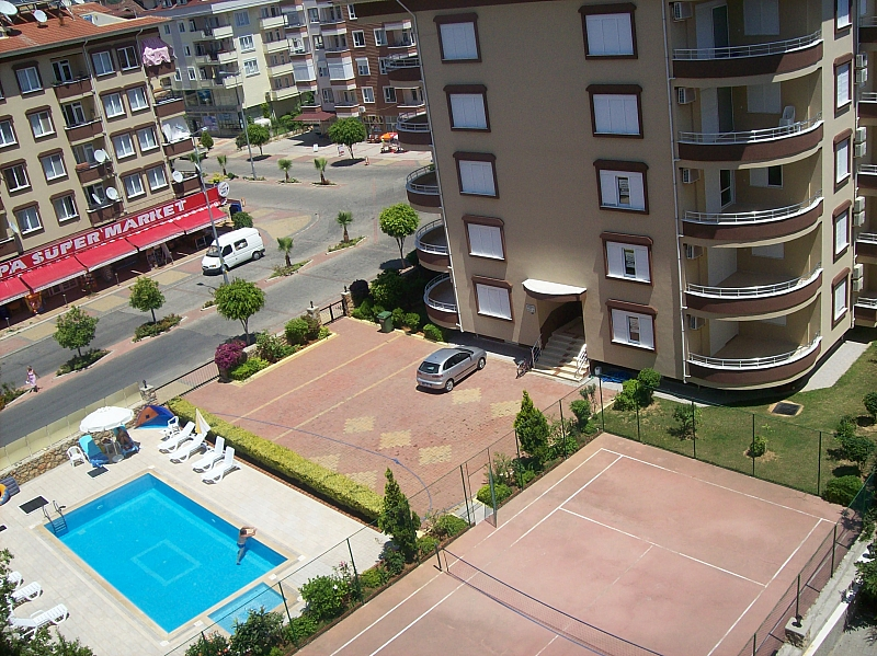 For Rent Apartment in Alanya Oba