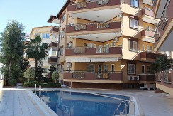 Alanya Oba Apartment For Sale
