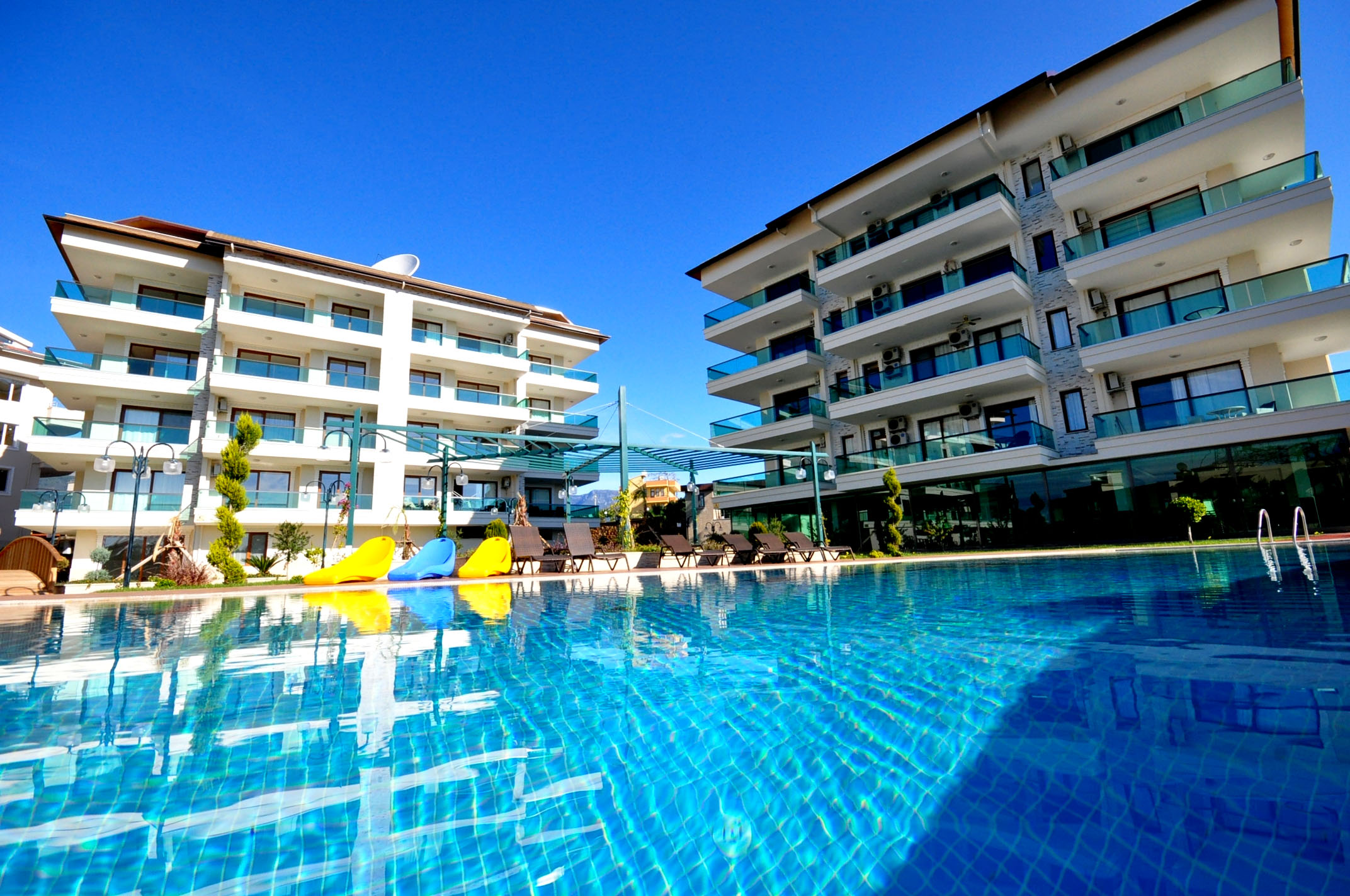 Alanya Apartments For Sale