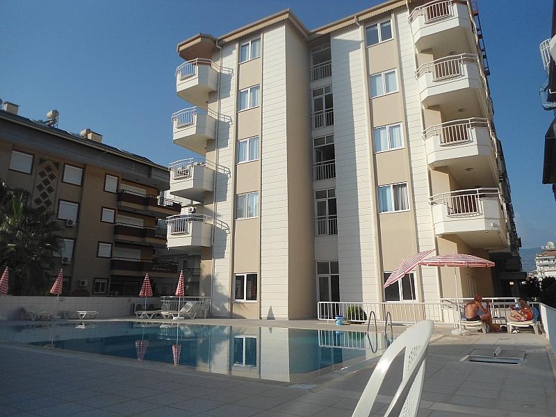 Alanya Cheap Apartment For Sale Alanya / Oba
