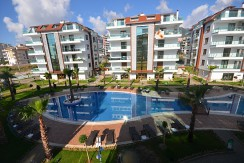 Apartments For Sale in Alanya / Oba