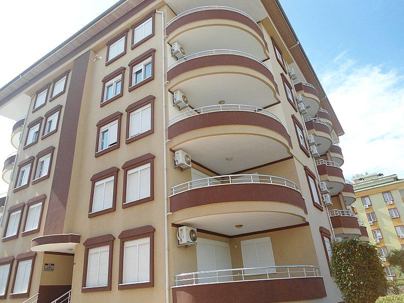 Alanya apartments (Damla Bart)