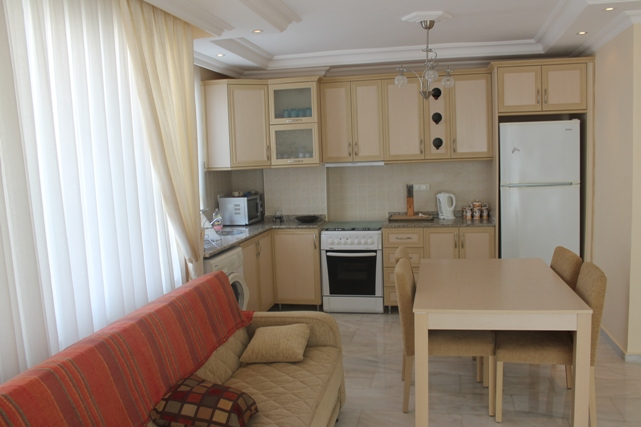 Dublex For Rent İn Alanya