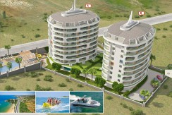 Cheap Apartments in Alanya / Avsallar