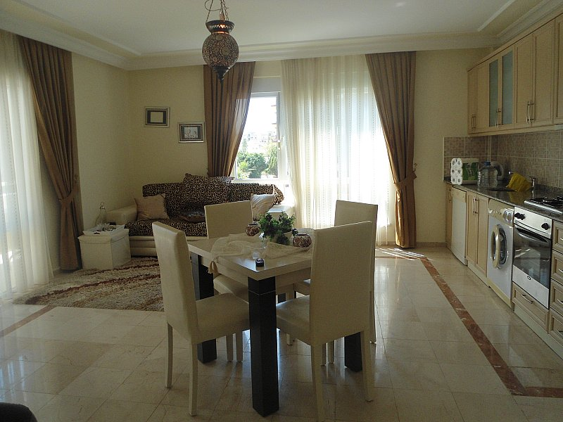 For rent apartment in Alanya