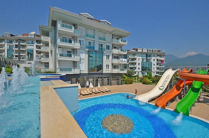 Alanya Real Estate By OLİVE CİTY, Cikcilli