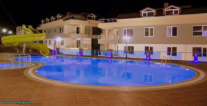 Kleopatra Blue bay residence, Alanya