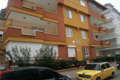 Alanya 1+1 Apartment For Sale