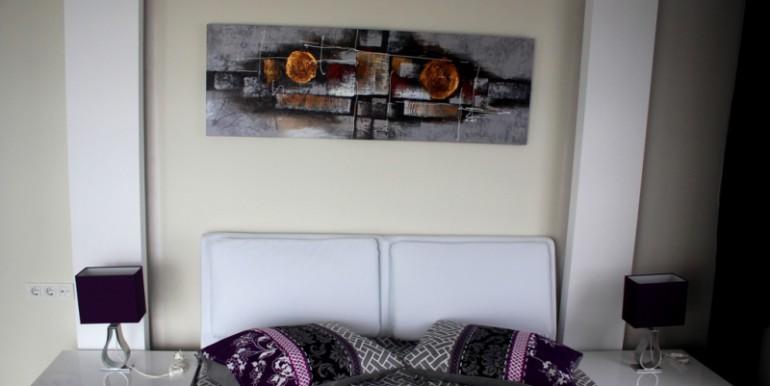 dubleks yatak odası7