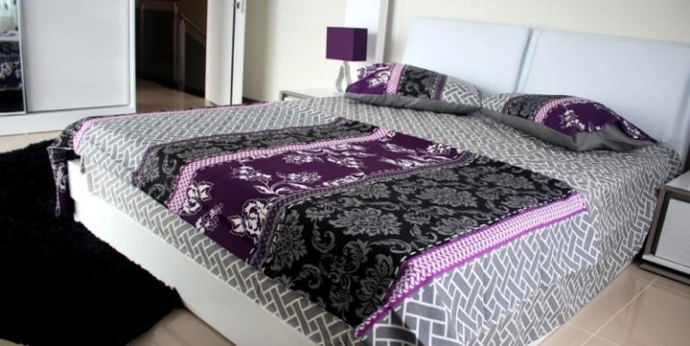 dubleks yatak odası8