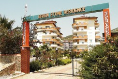 Nice Cheap New Apartment in Alanya
