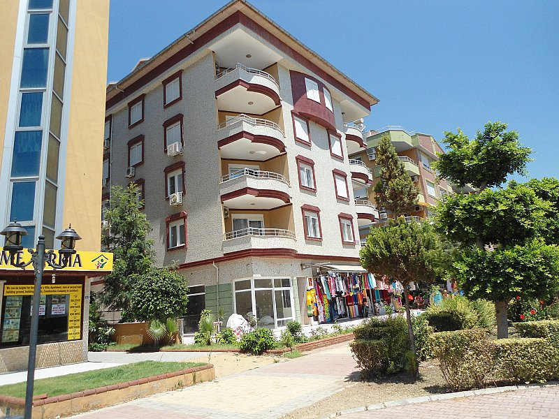 Alanya Oba Lux Apartment For Sale
