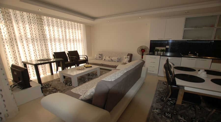 Orion Park Resale Apartment in Alanya  IDEAL