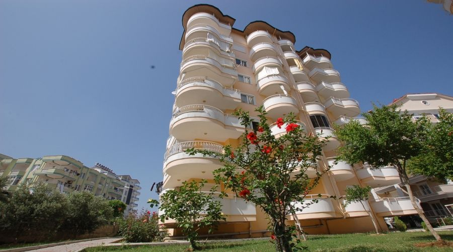 Resale Avsallar Apartment with Seaview  IDEAL