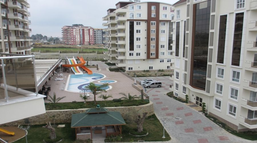 Orion Apartment for Sale in Alanya  IDEAL