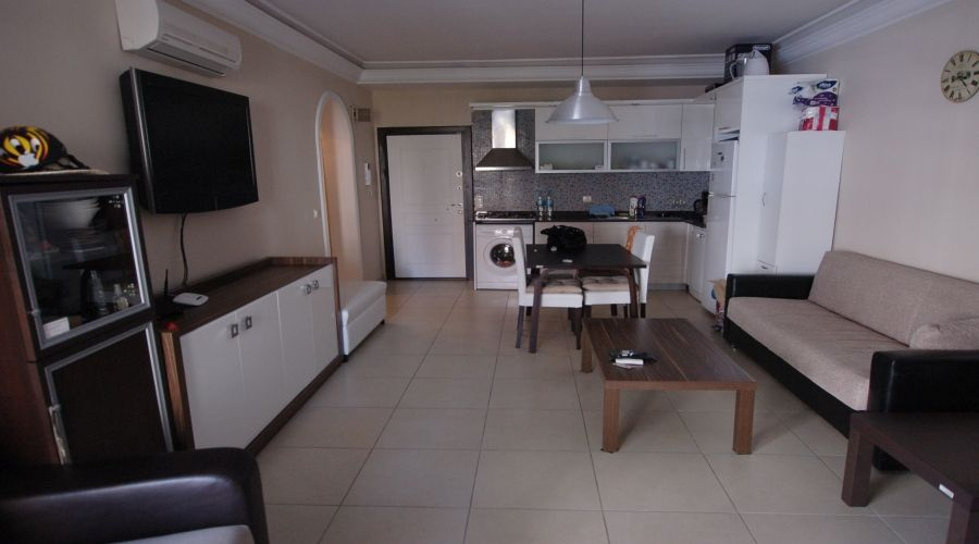 Cleopatra Beach Apartment in Alanya  IDEAL
