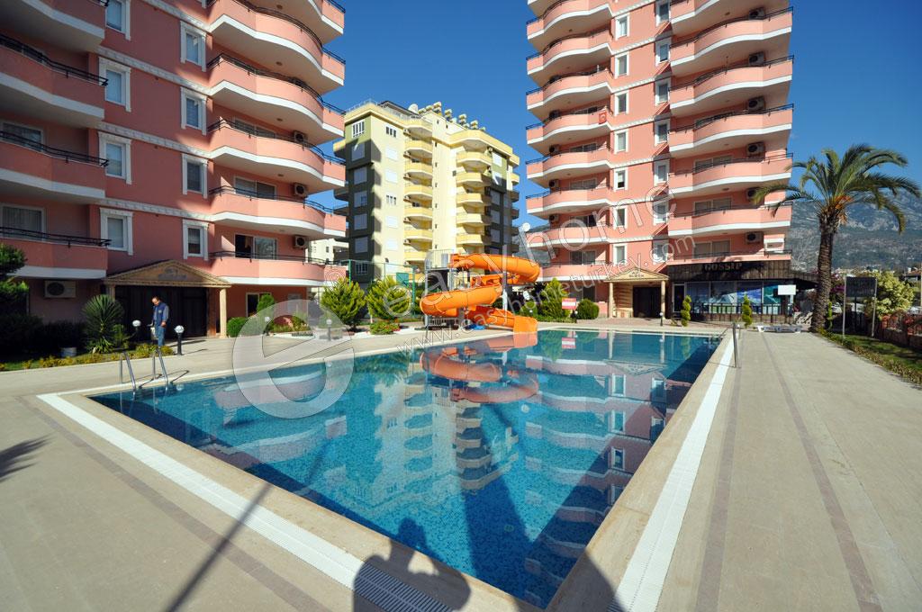 Mahmutlar Alanya Nice Apartment