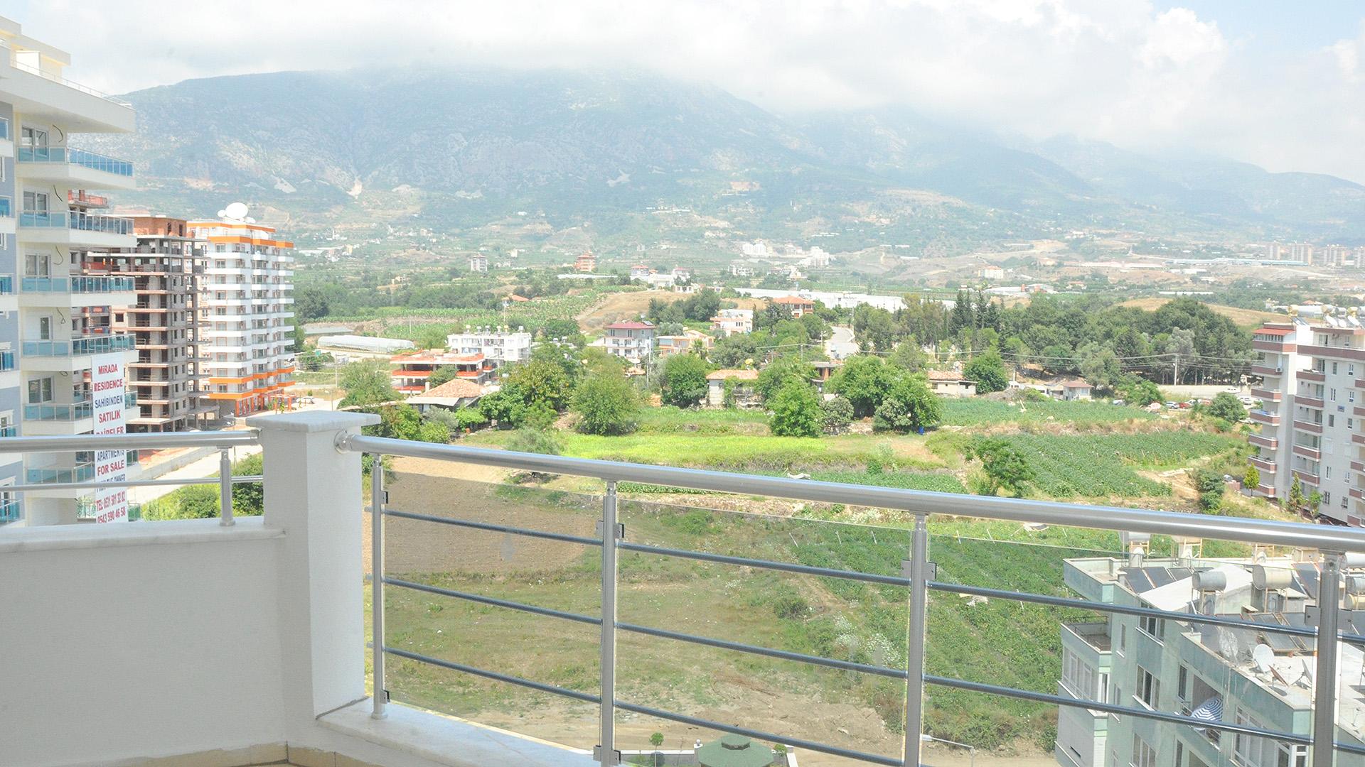 Mahmutlar Melani Tower Complex Apartment For Sale