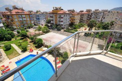 Beykonak apartments, Mahmutlar Homelet