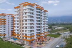 Seaview Mahmutlar apartments for sale  # 3037 ideal
