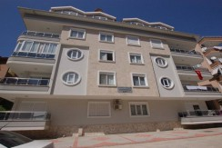 Alanya center resale apartment in Alanya  # 2762 ideal