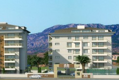 Moda Marine Apartment, Alanya Kestel 2base