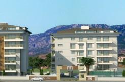 Moda Marine Apartment, Alanya Kestel 2base