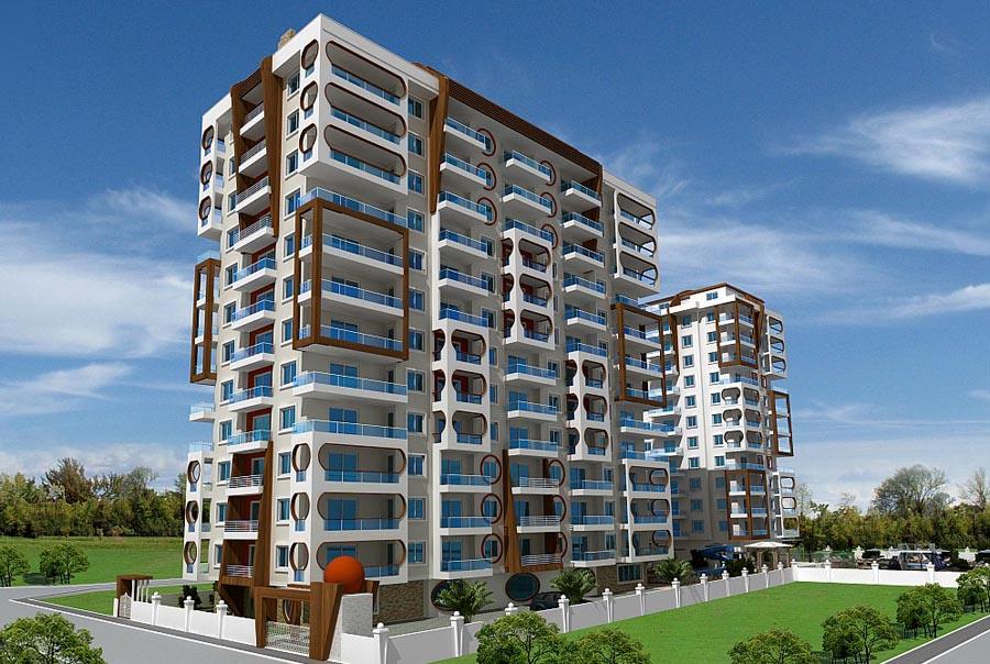 Orange City II, Alanya Mahmutlar