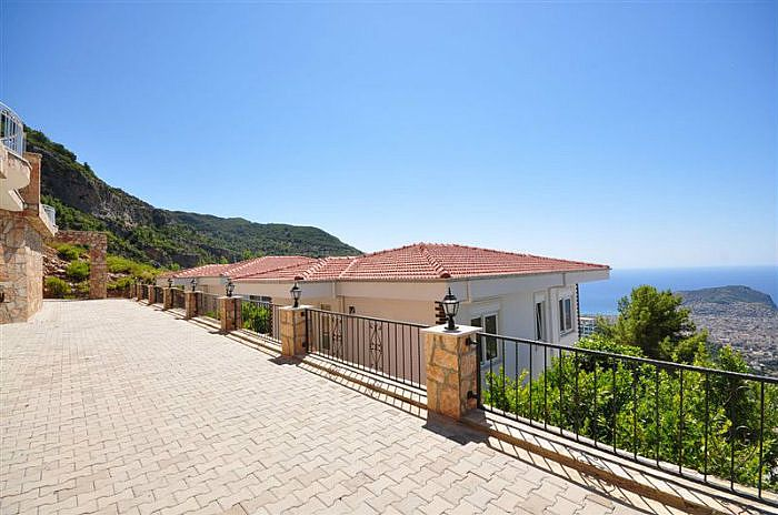 Panorama villas, Alanya Homelet