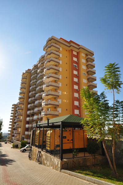 Holiday village penthouse, Alanya Mahmutlar 2base