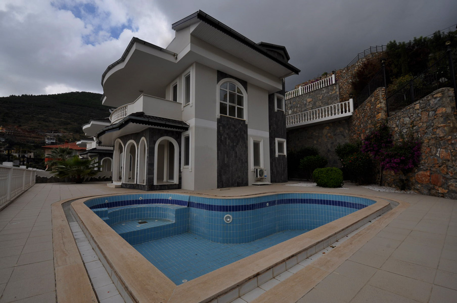 Tofko villas, Alanya North 2base