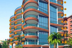 Seaside Residence, Alanya Oba 2base