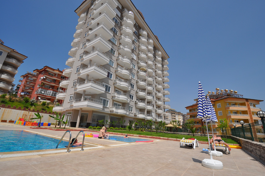 South West Penthouse, Alanya Cikcilli 2base