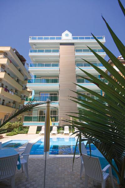 Güzelyali Apartments, Alanya Centre 2base