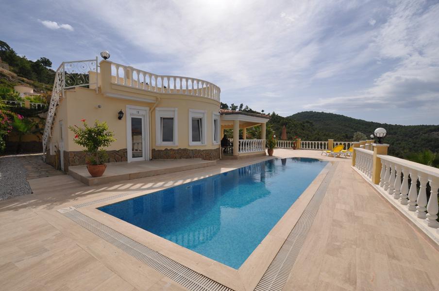 Gold Villa 2, Alanya Kargicak 2base