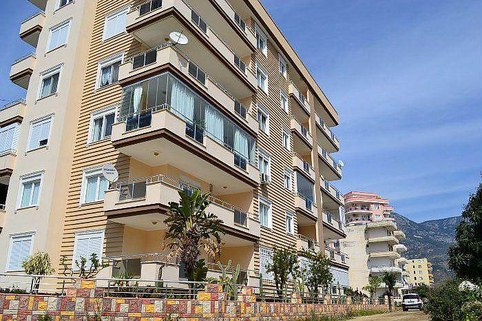 Rainbow apartments, Mahmutlar