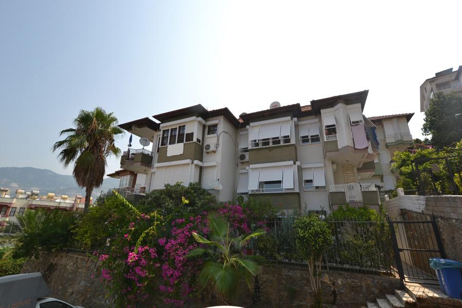 Ugur Apartment Castle, Alanya Castle