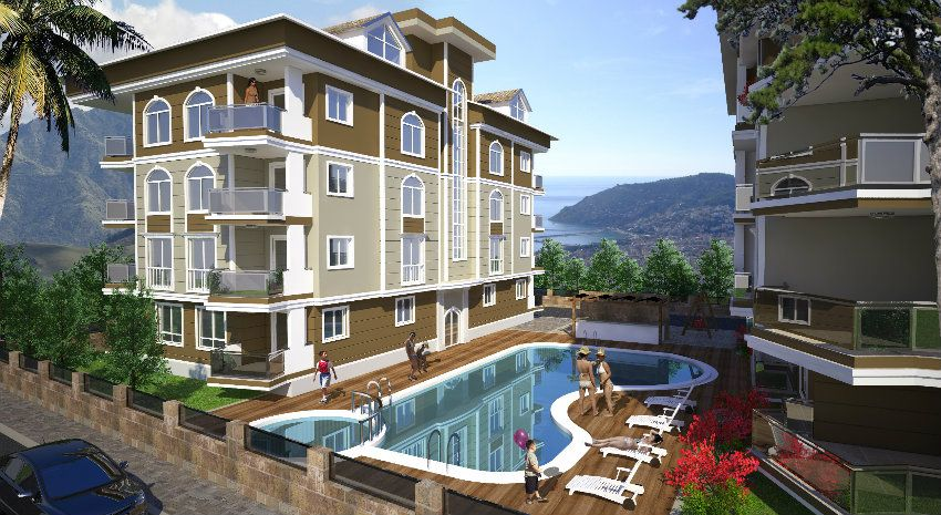 Apartments In Dream Homes 1033 Trust