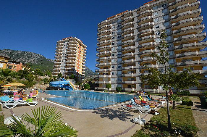 Holiday Village, Mahmutlar Homelet