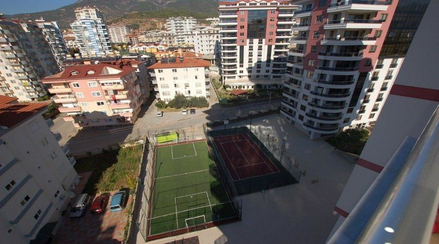 Four bedroom apartment for sale in Alanya  # 2881 ideal