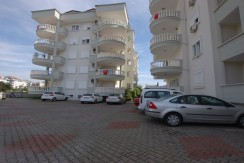 Beach apartment for sale in Alanya  # 2705 ideal