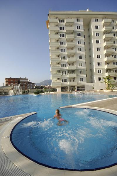 Sea Star Apartments, Alanya Oba 2base